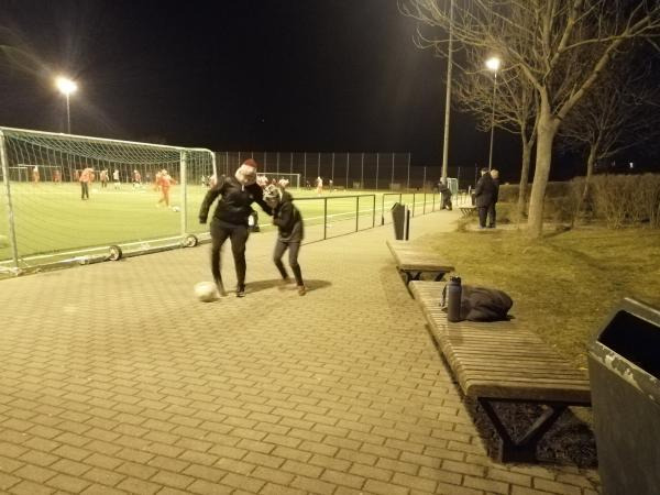 Sportanlage Teterower Ring - Berlin-Kaulsdorf