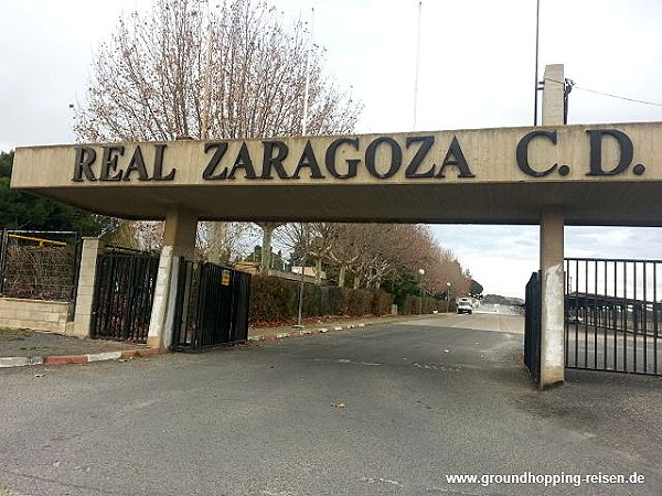 Ciudad Deportiva del Real Zaragoza - Stadion in Cuarte de Huerva