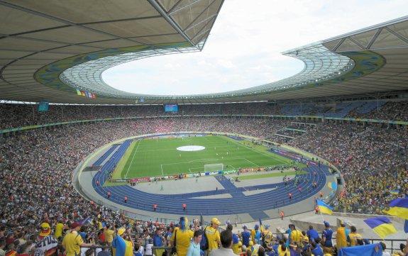 fußball olympiastadion berlin