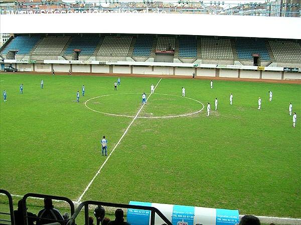 Estadio rom n su rez puerta stadion in avil s for Puerta 6 estadio newells