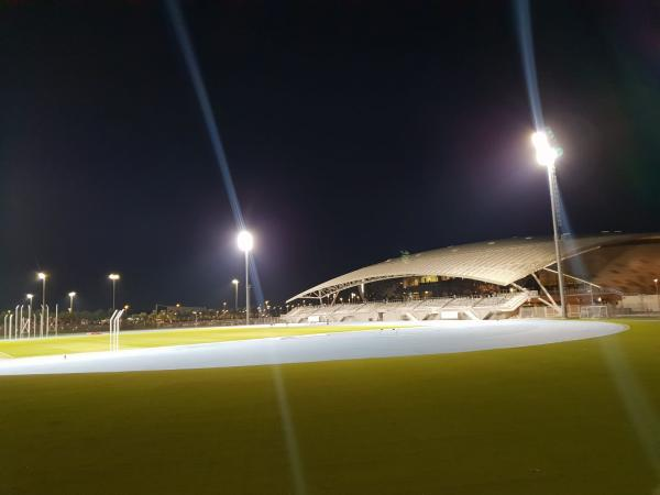 Athletics Stadium in King Abdullah Sports City - Jeddah