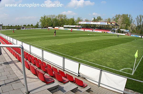 Zfc Meuselwitz Bluechip Arena