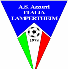 Wappen AS Azzuri Italia Lampertheim 1978