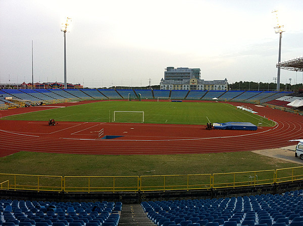 Hasely Crawford Stadium - Port of Spain