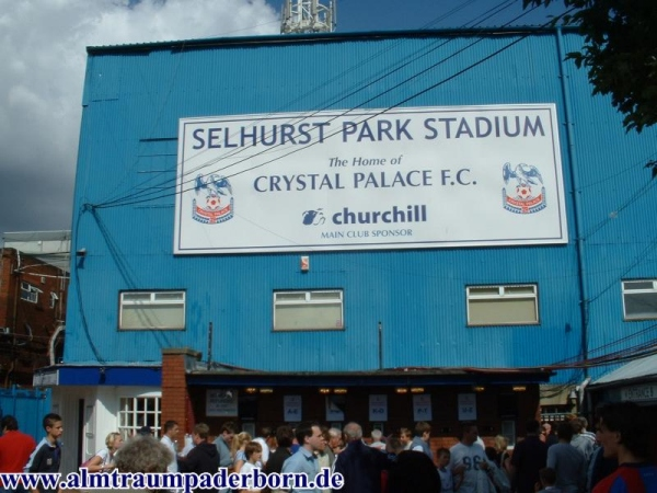 Selhurst Park - London
