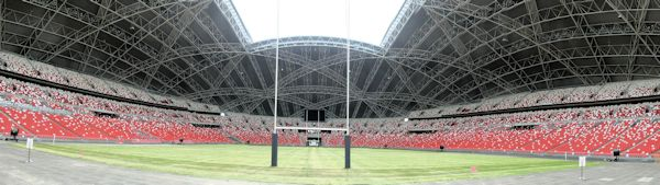 National Stadium - Singapore