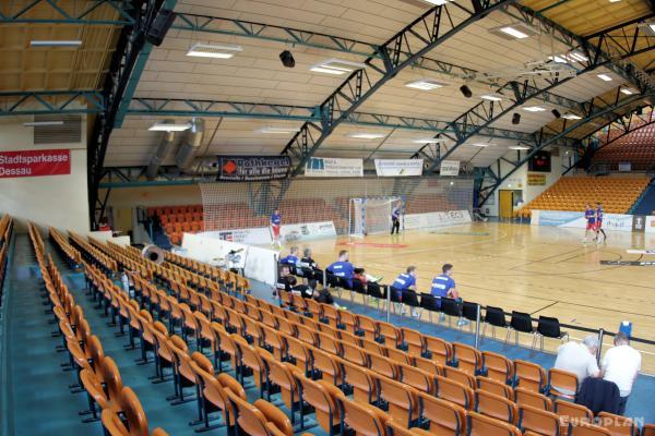 Anhalt Arena Dessau