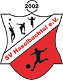 Wappen SV Haselbachtal 2002 (Ground A)