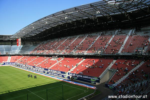 Wörthersee Stadion - Stadion in Klagenfurt am Wörthersee 740181c89d