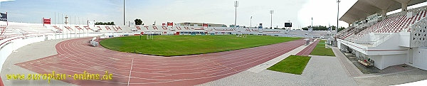 Al-Sharjah Stadium - Sharjah