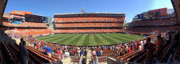 FirstEnergy Stadium - Cleveland, OH
