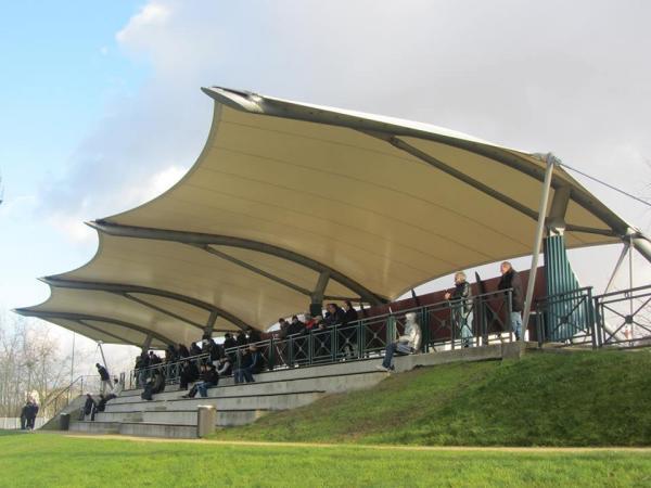 Parc des sports du hameau stadion in le plessis robinson - Piscine du hameau plessis robinson ...