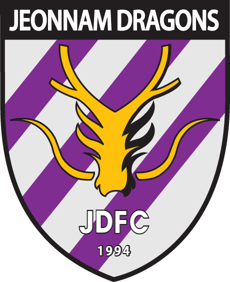 Wappen ehemals Jeonnam Dragons FC