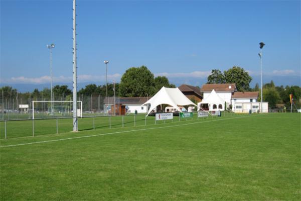Foyer Handicap Plan Les Ouates : Stade des cherpines stadion in plan les ouates