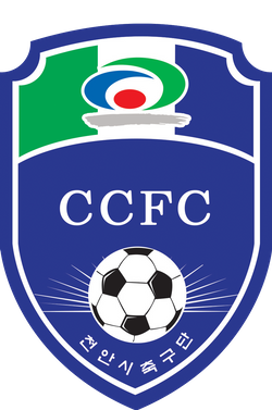 Wappen ehemals Cheonan City FC