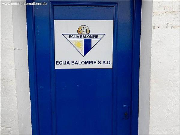 Estadio municipal san pablo stadion in cija - Apartamentos san pablo ecija ...