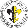 Wappen SF Charlottenburg-Wilmersdorf (Ground B)