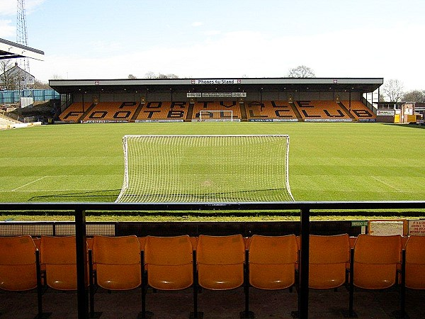 Vale Park - Stoke-on-Trent, Staffordshire