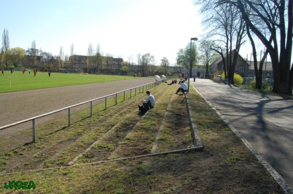 Willi-Sänger-Sportanlage - Berlin-Treptow