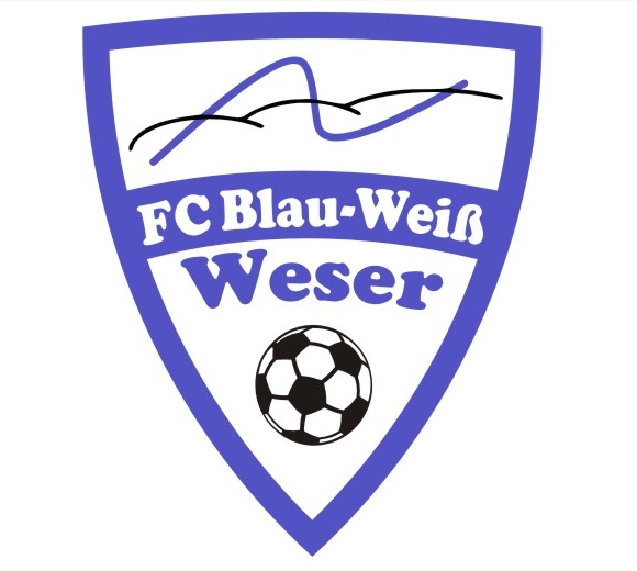 Wappen FC Blau-Weiß Weser 2013 (Ground B)