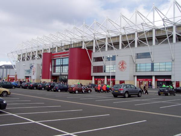 Riverside Stadium - Middlesbrough