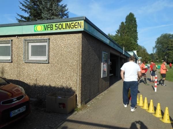 Sportanlage am Bavert - Solingen-Weyer