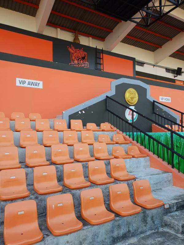 Sam Aow Stadium - Prachuap Khiri Khan
