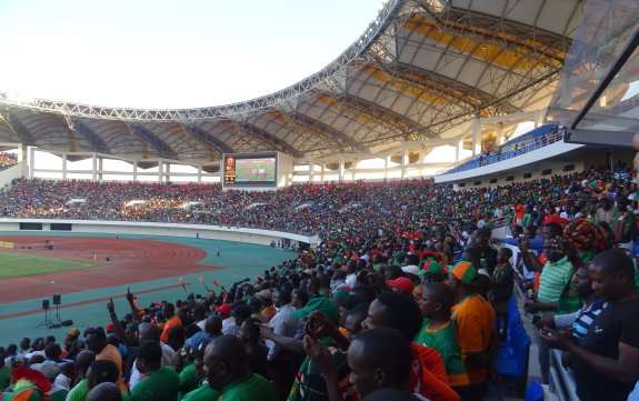 National Heroes Stadium - Lusaka