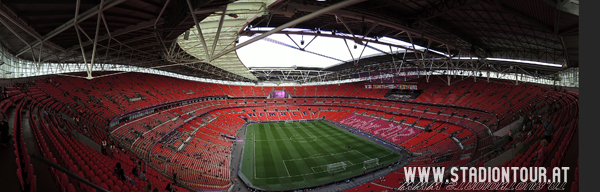 Wembley Stadium - London