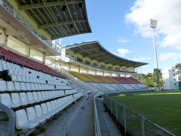 Windsor Park Stadium - Roseau