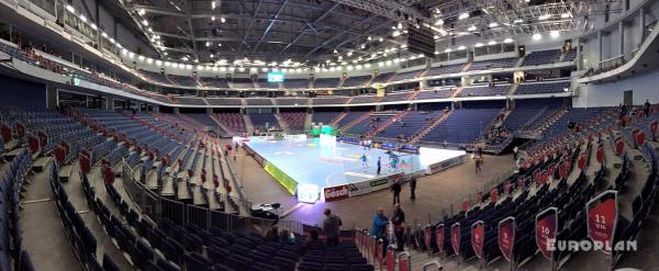 Tui Arena Stadion In Hannover