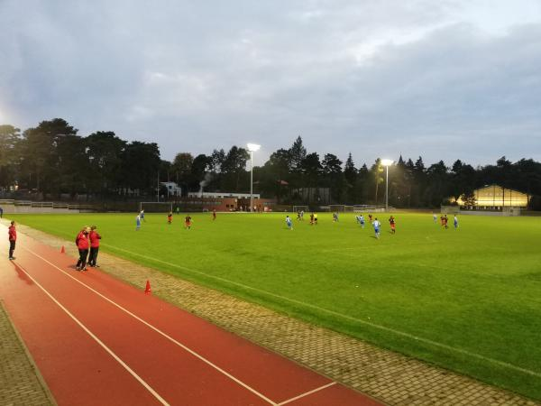 Stadion Wannsee - Berlin-Wannsee