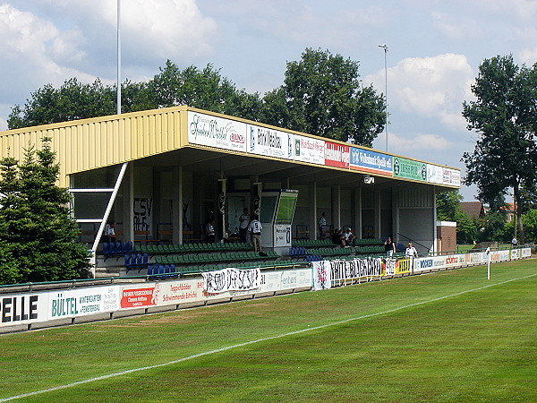 Getränke Hoffmann Stadion - Stadion in Spelle
