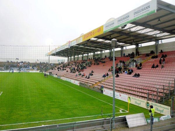 Alpenbauer Sportpark Unterhaching