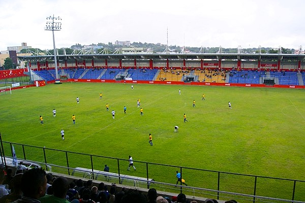 New George V Stadium - Curepipe