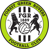 Wappen Forest Green Rovers FC