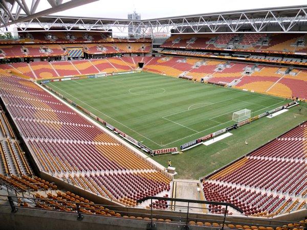 Suncorp Stadium / Brisbane Stadium - Brisbane