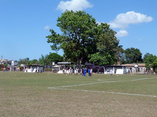 Estadio Municipal Santo Domingo - Santo Domingo