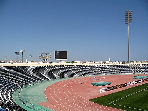 """al wakra men Hadid has commented on the """"male-dominated"""" nature of the  clarification:  the al wakrah world cup stadium is part of a larger $140."""