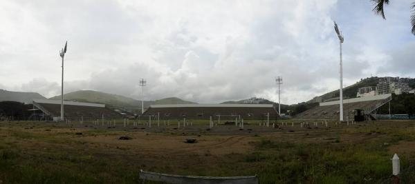 Port Moresby - Sir Hubert Murray Stadium