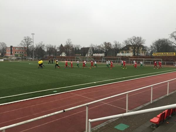 T.S.V. Rudow 1888 vs. Köpenicker S.C. 1991 - Berlinliga - 18.Spieltag