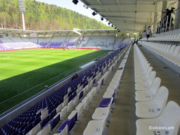 Erzgebirge Aue Neues Stadion
