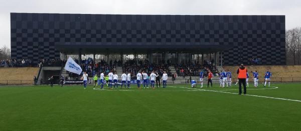 Gentofte Sportspark - Stadion in Gentofte
