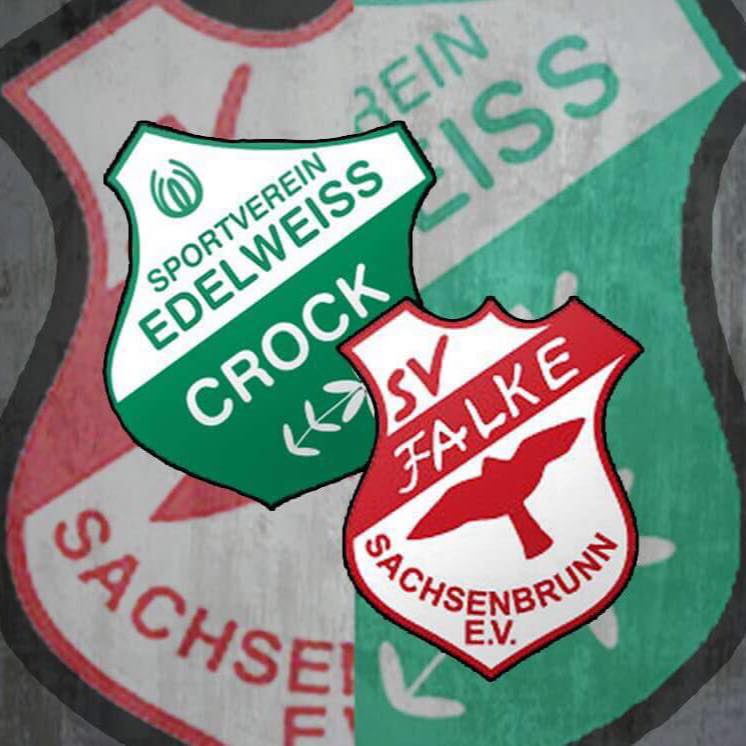 Wappen SG Sachsenbrunn/Crock (Ground A)