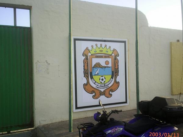 Estadio Vicente Carreño Alonso - Corralejo