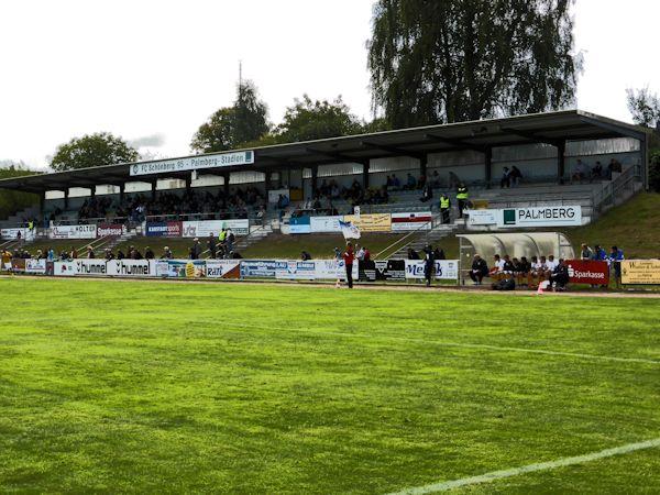 Palmberg Stadion Stadion In Schönbergmecklenburg