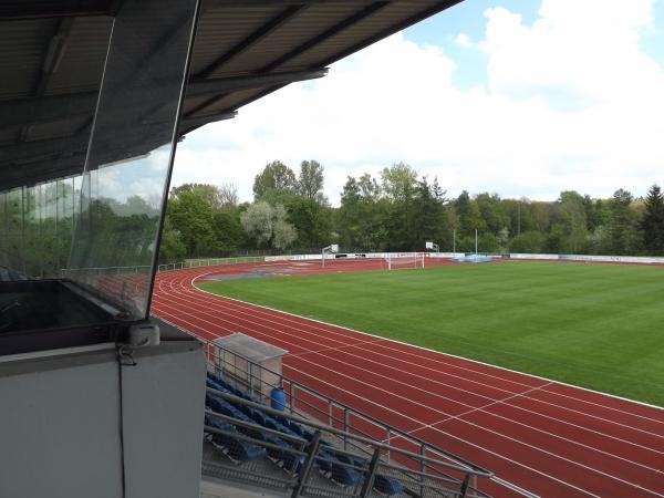 Ernst Lehner Stadion Augsburg