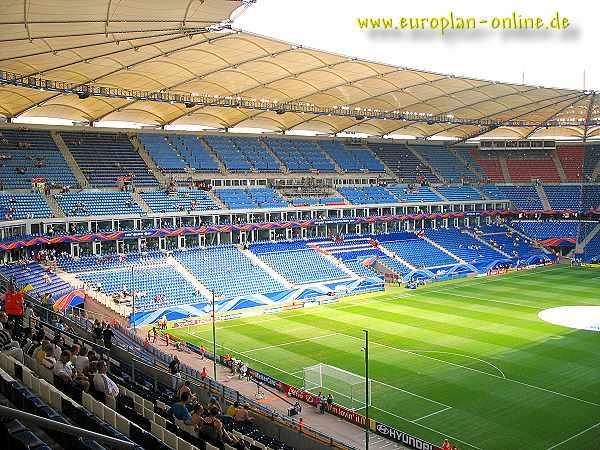volksparkstadion stadion in hamburg bahrenfeld. Black Bedroom Furniture Sets. Home Design Ideas