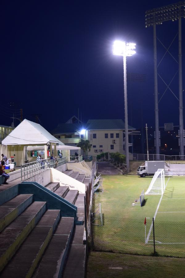 Warner Park Football Stadium - Basseterre
