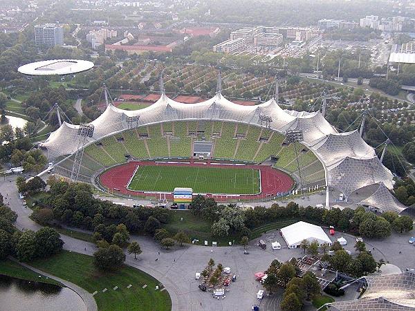 Olympiastadion - Stadion in München